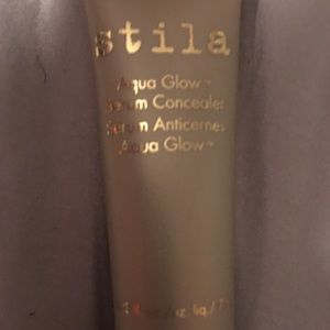 Stilla Aqua glow serum concealer deep